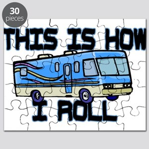 How I Roll RV Puzzle