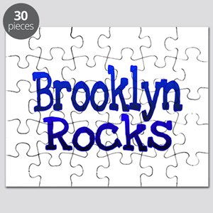 Brooklyn Rocks Puzzle