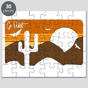 Go West Puzzle