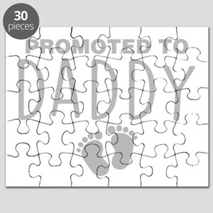 Promoted To Daddy Puzzle