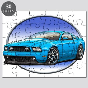 GT Stang Grabber Puzzle
