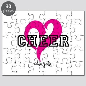 Love Cheer Heart Puzzle