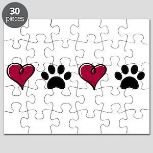 Love Pets Puzzle
