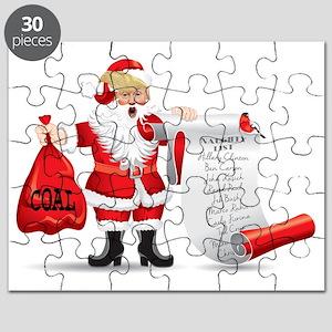 Funny SANTA TRUMP Puzzle