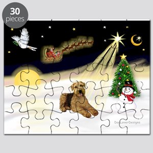 Night Flight/Airedale #5 Puzzle
