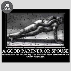 A good partner or spouse Puzzle