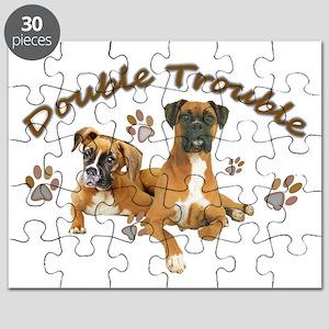 Boxer Double Trouble Puzzle