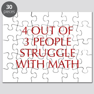 4-OUT-OF-3-PEOPLE-OPT-RED Puzzle