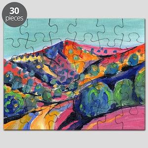 New Mexico Art Puzzle