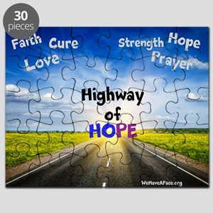 Highway Of Hope - Puzzle