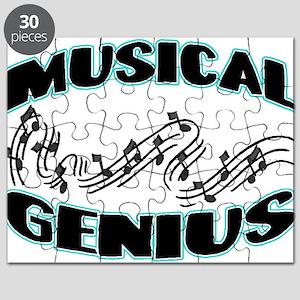 Musical Genius Puzzle