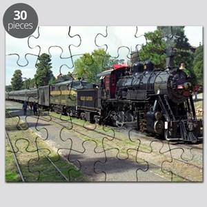 Grand Canyon Locomotive Puzzle