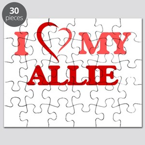 I love my Allie Puzzle