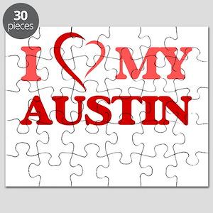 I love my Austin Puzzle