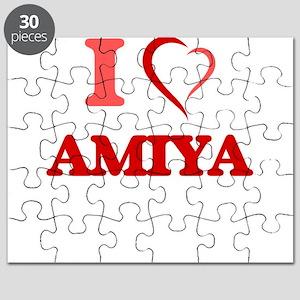 I Love Allie Puzzle
