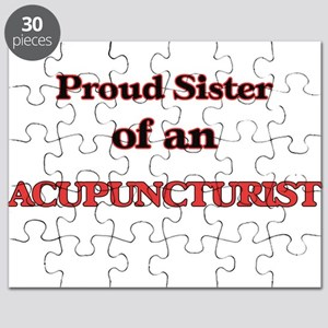 Proud Sister of a Acupuncturist Puzzle