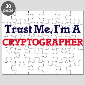 Trust me, I'm a Cryptographer Puzzle