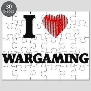 I Love Wargaming Puzzle