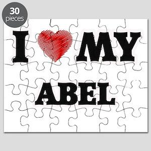 I love my Abel Puzzle