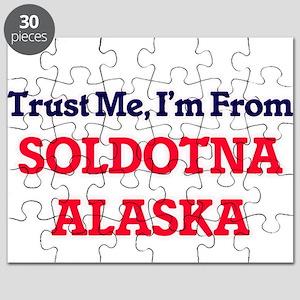 Trust Me, I'm from Soldotna Alaska Puzzle