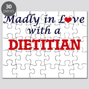 Madly in love with a Dietitian Puzzle