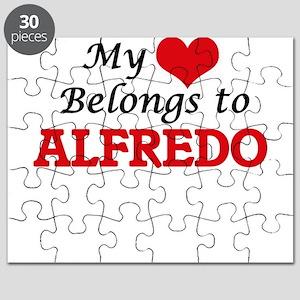 My heart belongs to Alfredo Puzzle