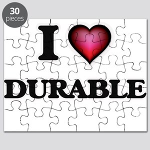 I love Durable Puzzle