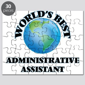 World's Best Administrative Assistant Puzzle