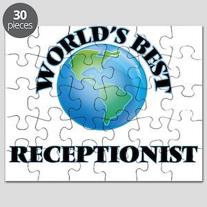 World's Best Receptionist Puzzle