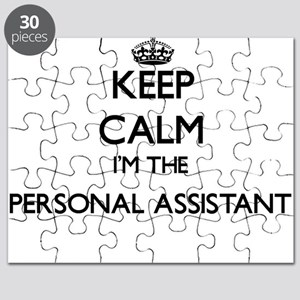 Keep calm I'm the Personal Assistant Puzzle