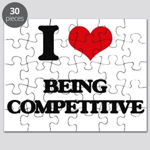 I love Being Competitive Puzzle