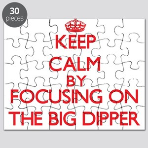 Keep Calm by focusing on The Big Dipper Puzzle