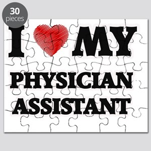 I love my Physician Assistant Puzzle