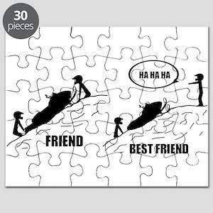 Friend / Best Friend Puzzle