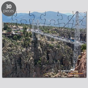 Royal Gorge Bridge Jan Puzzle