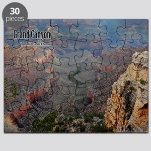 9x11_over-front-canyon Puzzle