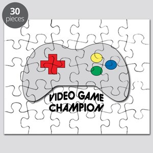 Video Game Champion Puzzle