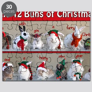 Twelve Buns of Christmas Puzzle