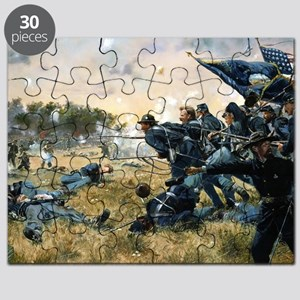War Between Brothers Puzzle