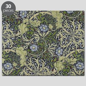 William Morris Seaweed Puzzle