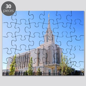 LDS Oquirrh Mountain Temple Puzzle
