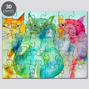 Haleiwa Cats 250 Puzzle