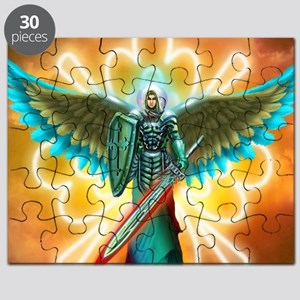Angel Of God Puzzle