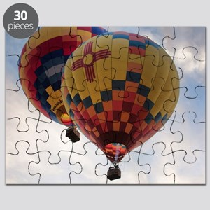Balloon Poster Puzzle