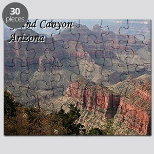 Grand Canyon, Arizona 2 (with caption) Puzzle