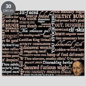 ShakespeareQuotes Puzzle
