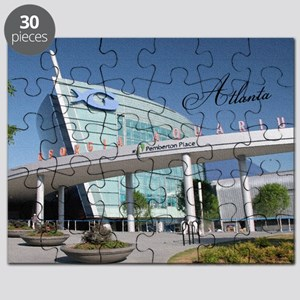 Atlanta_5x3rect_sticker_GeorgiaAquarium Puzzle