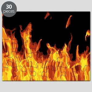 Flames Puzzle