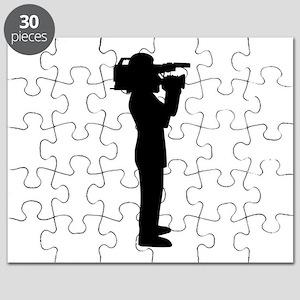 Cameraman Puzzle