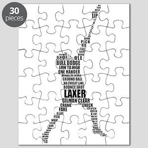 Lacrosse Lingo Puzzle